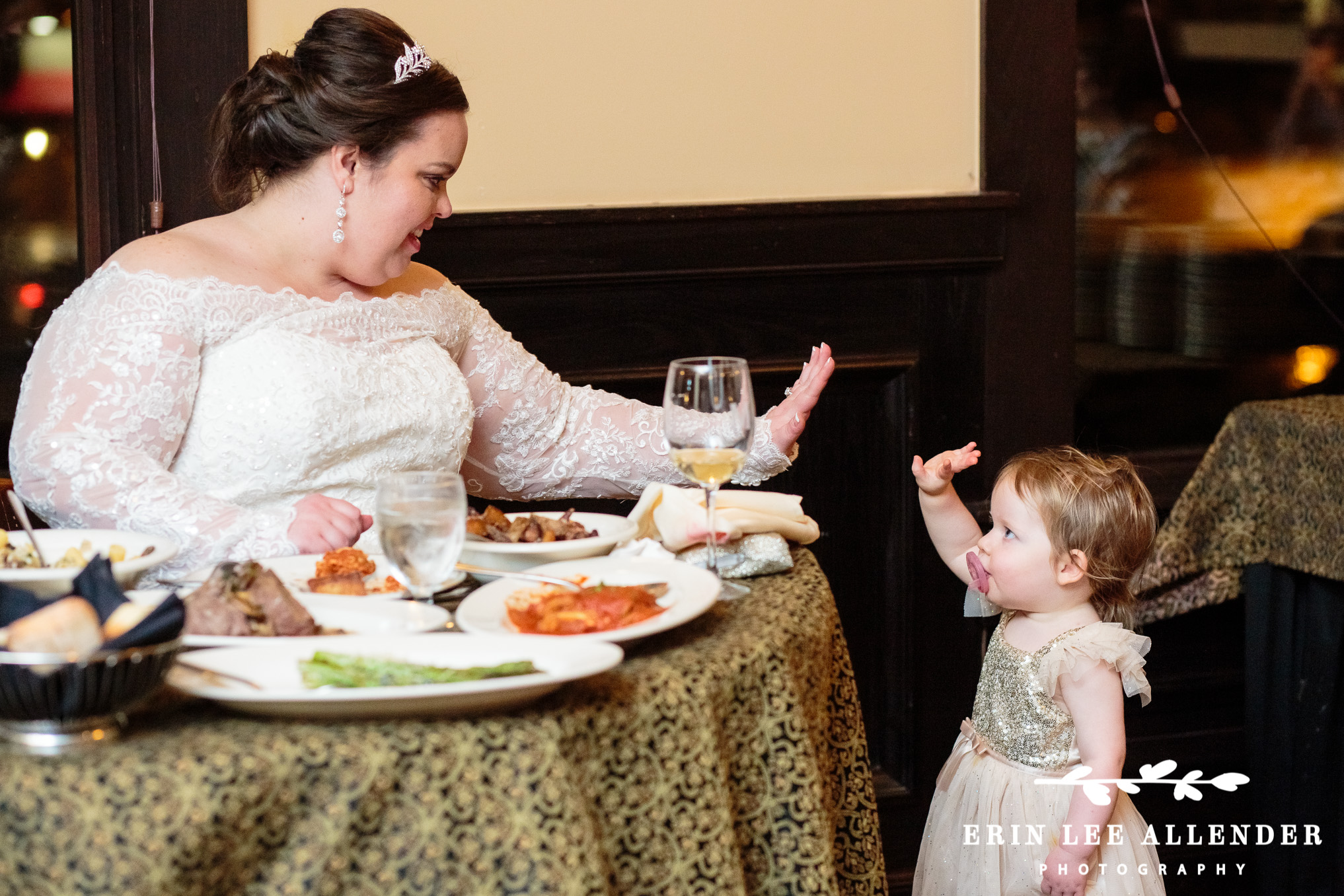 Flower_Girl_High_fives_Bride