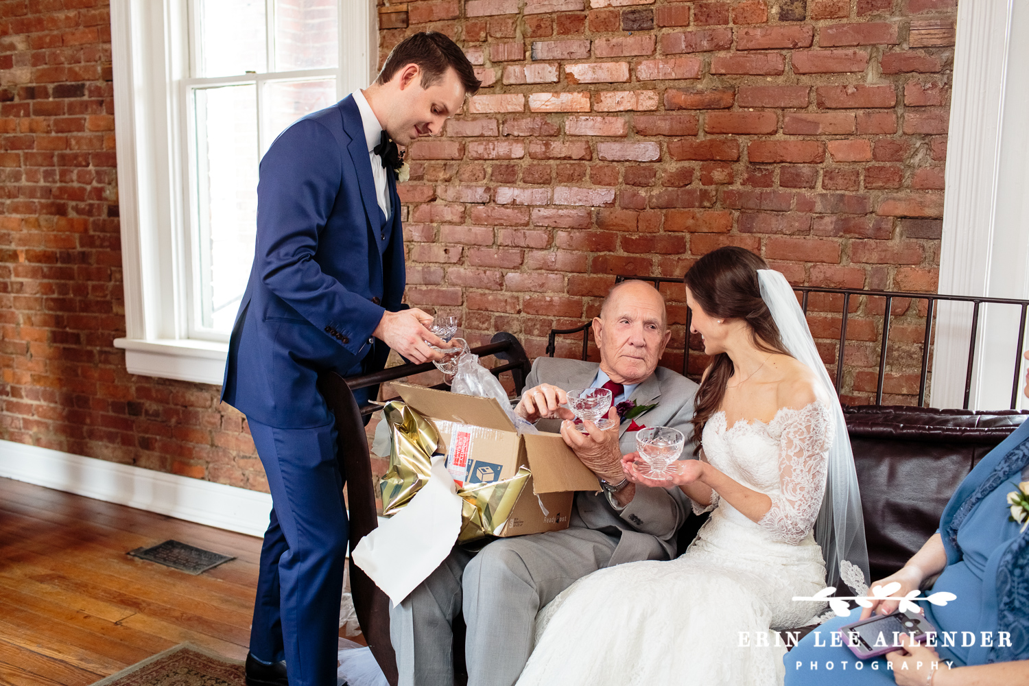 Grandfather_Gives_Gift