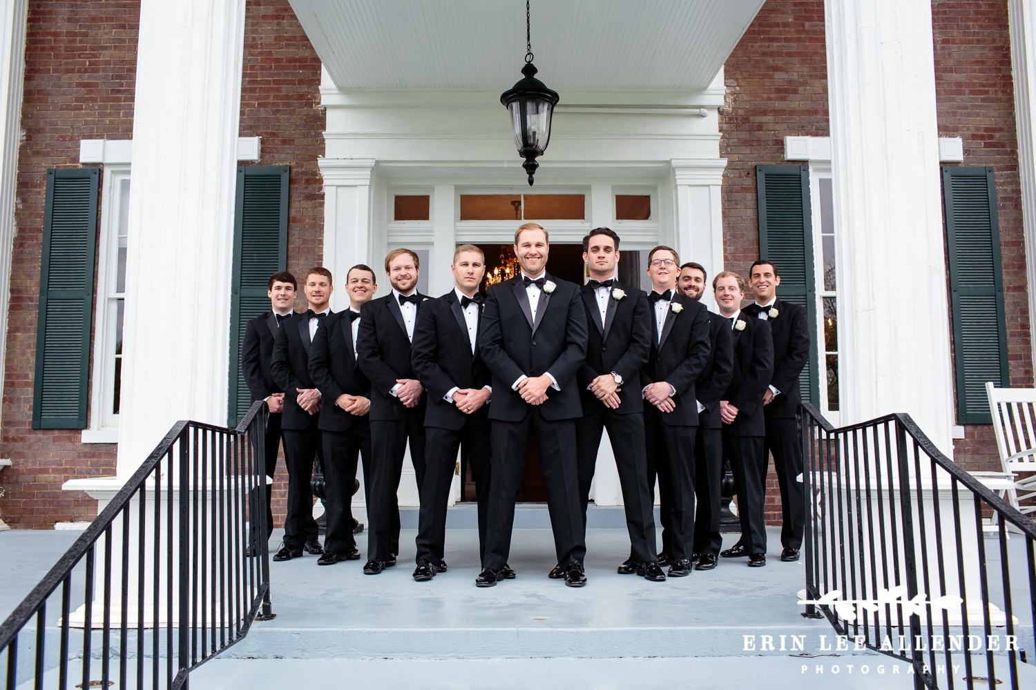 Groomsmen_Brentwood_Country_Club