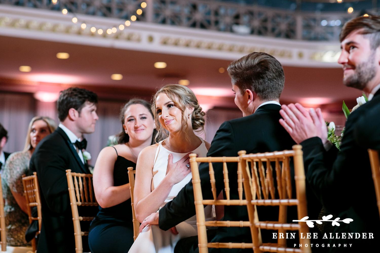 Bride_Listens_To_Father's_Speech