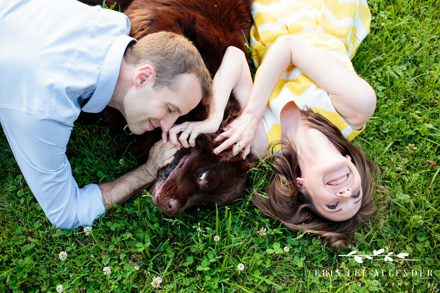 Couple_With_Dog_In_Grass