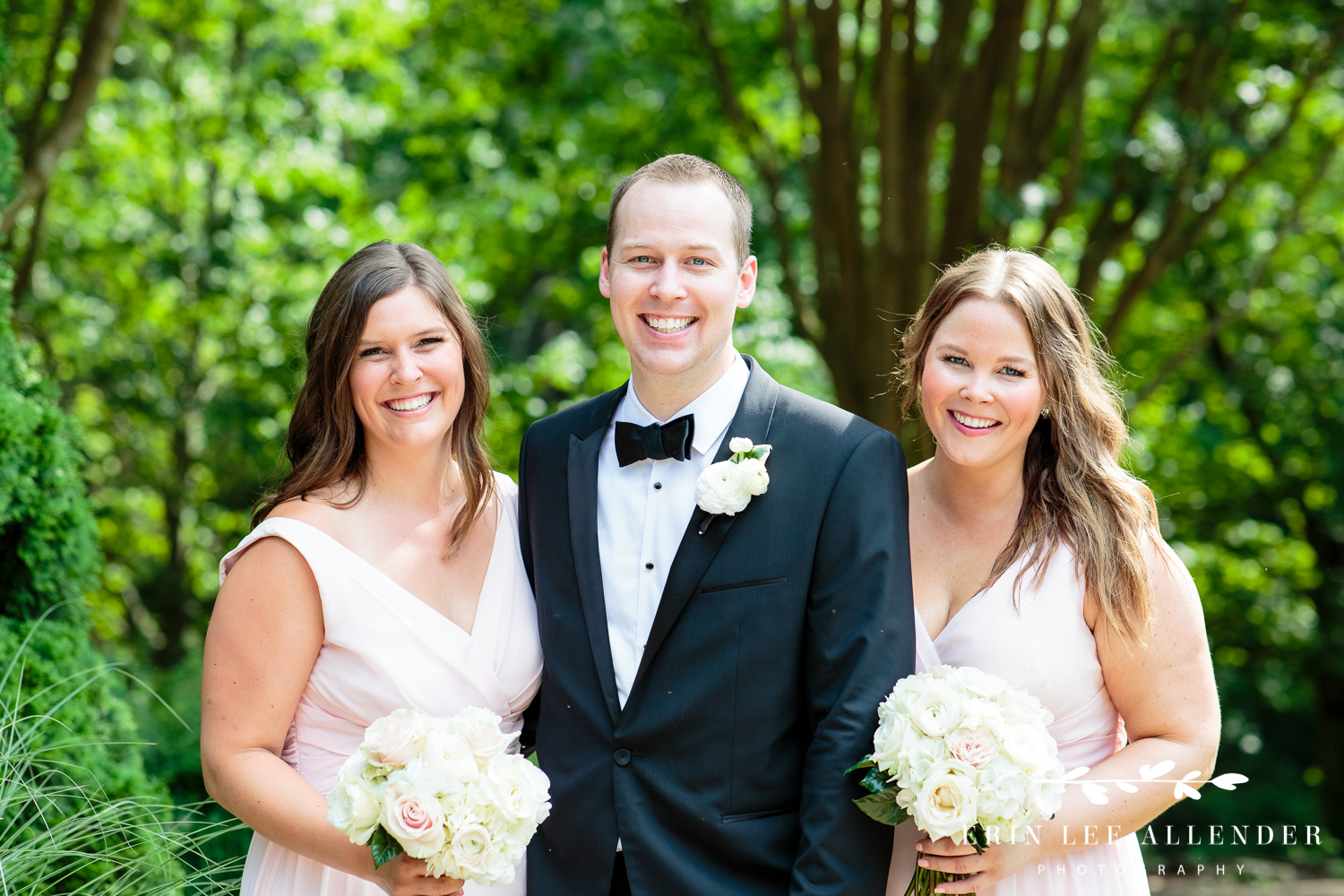 Groom_With_Sisters
