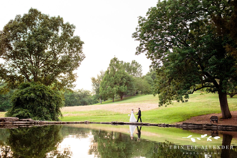 Bride_Groom_Walk_By_Lake