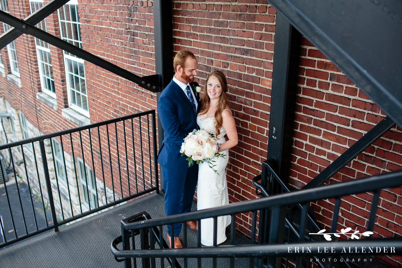 Wedding_Portrait_Fire_Escape