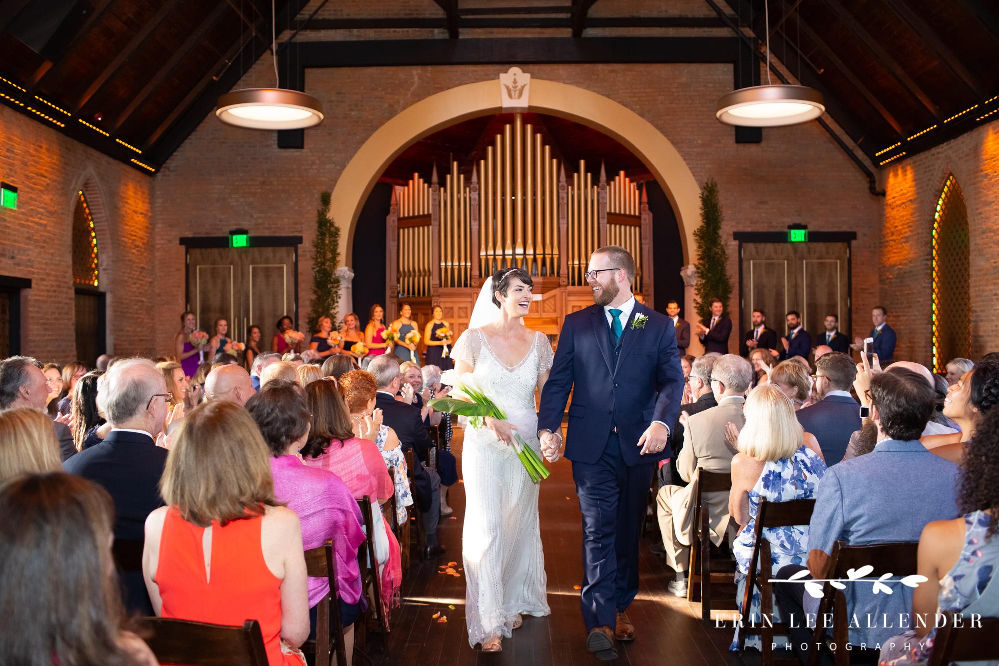 Bride_Groom_Walking_Down_Aisle