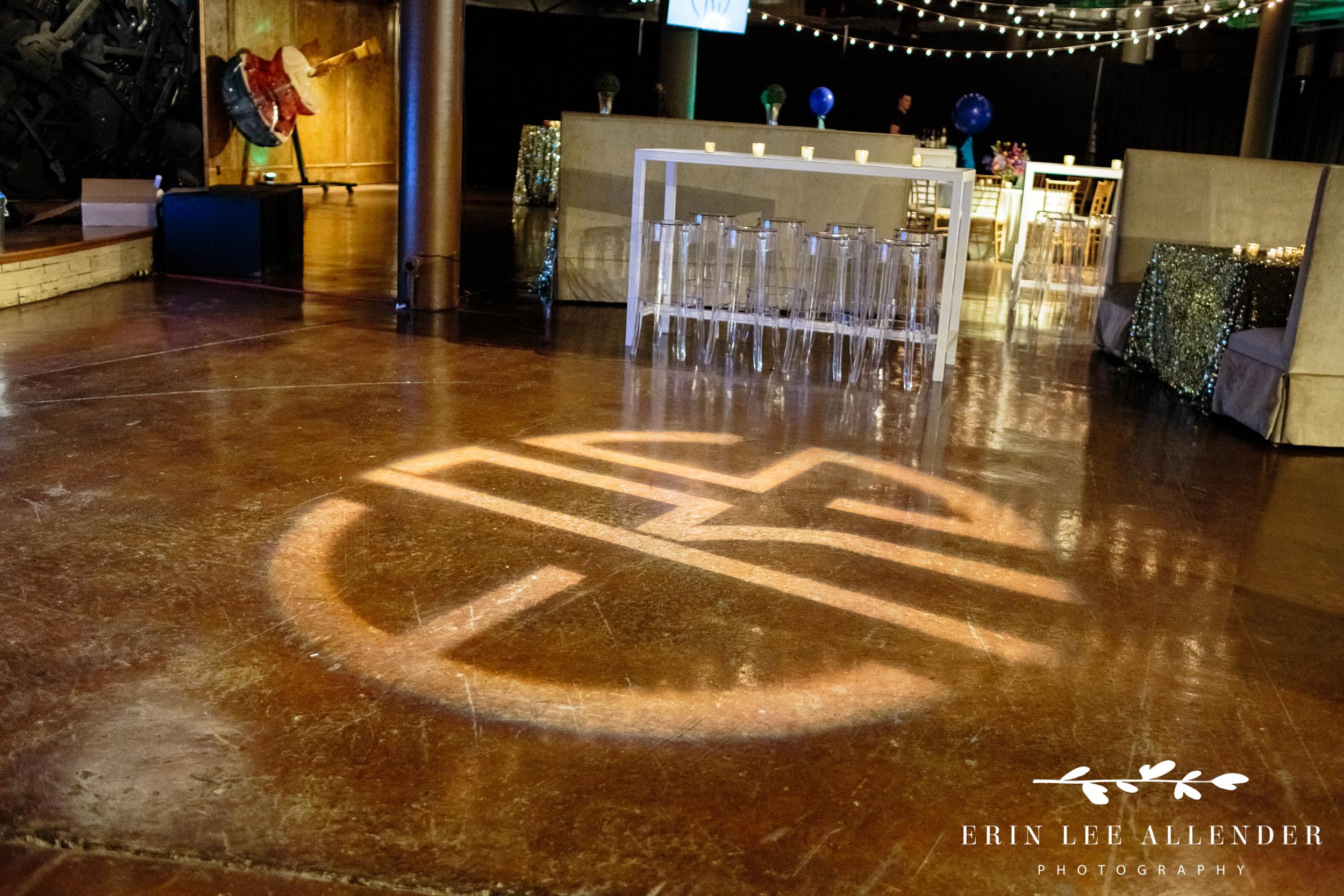 gobo_initials_Dance_Floor