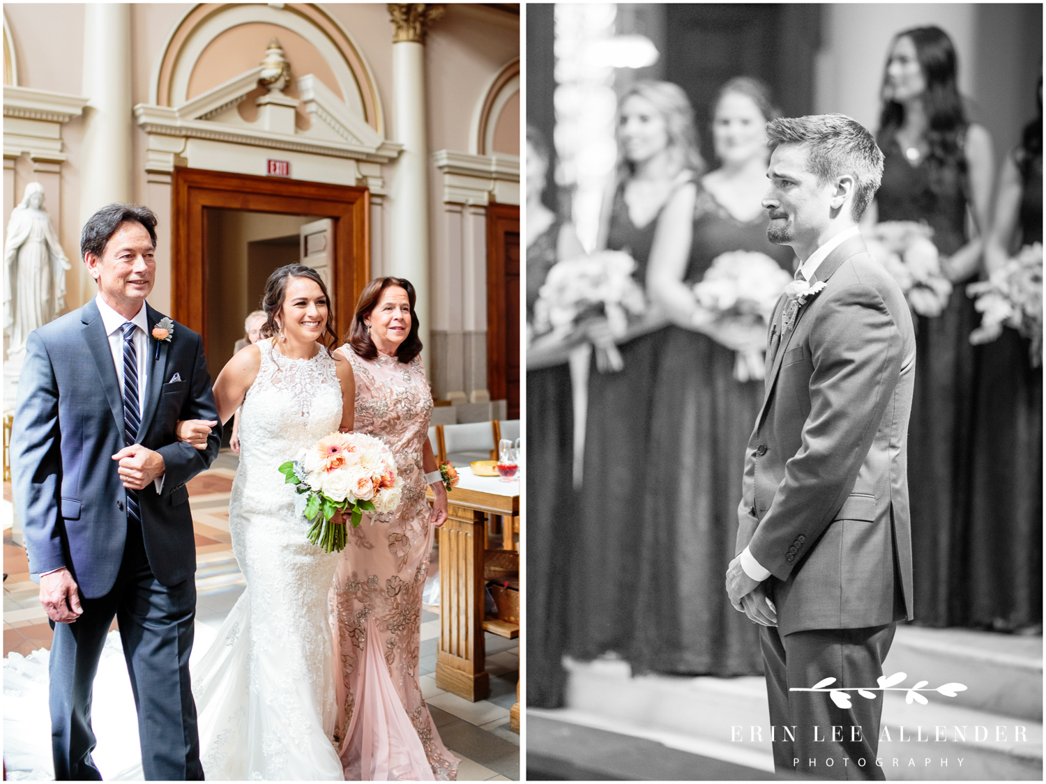 Groom-sees-bride-for-the-first-time