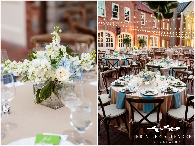 Blue-ivory-wedding