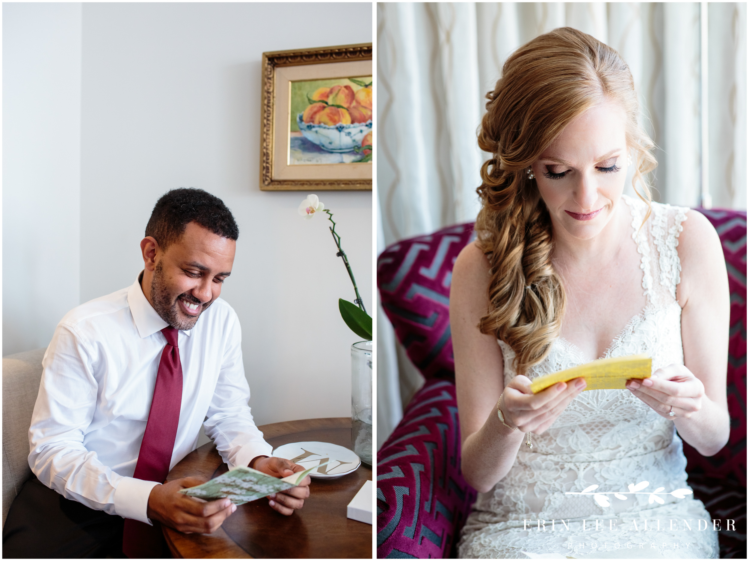 bride-reading-note-from-groom