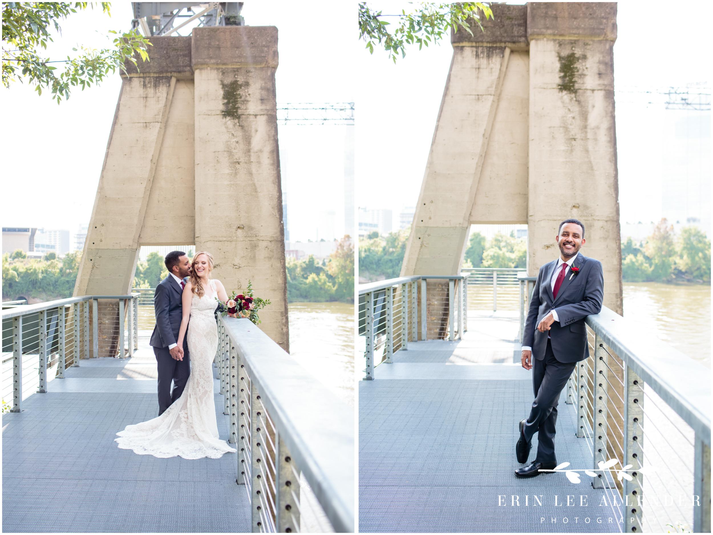 bride-groom-on-bridge