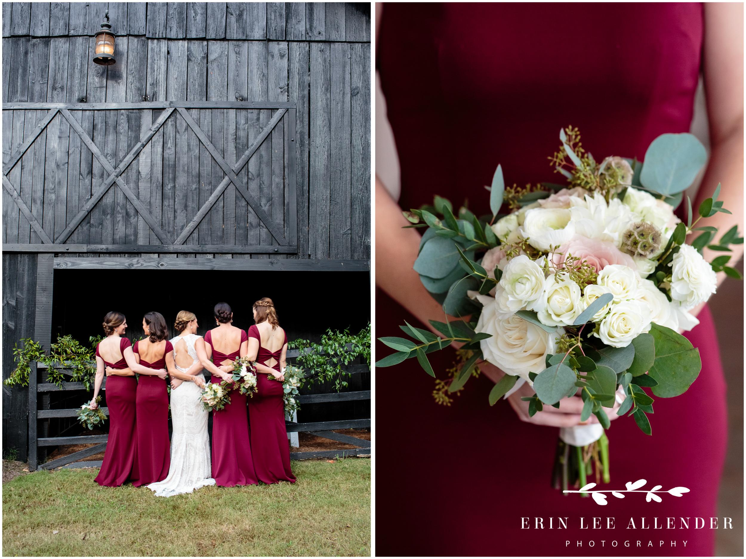 Cut-out-back-bridesmaid-dress