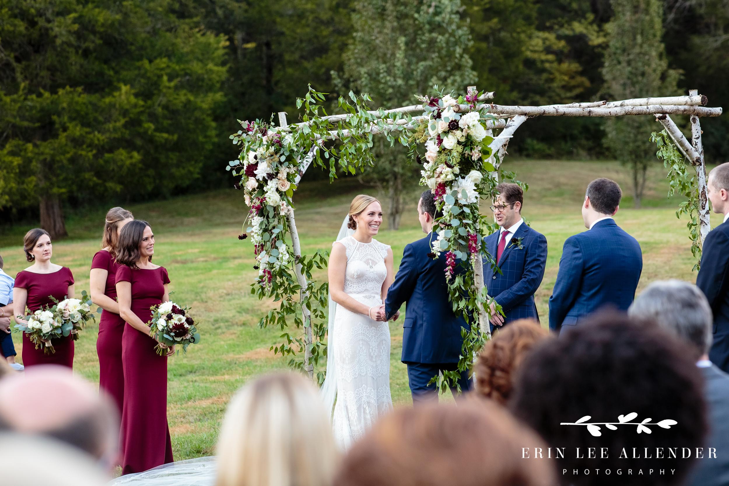 Bride-during-vows