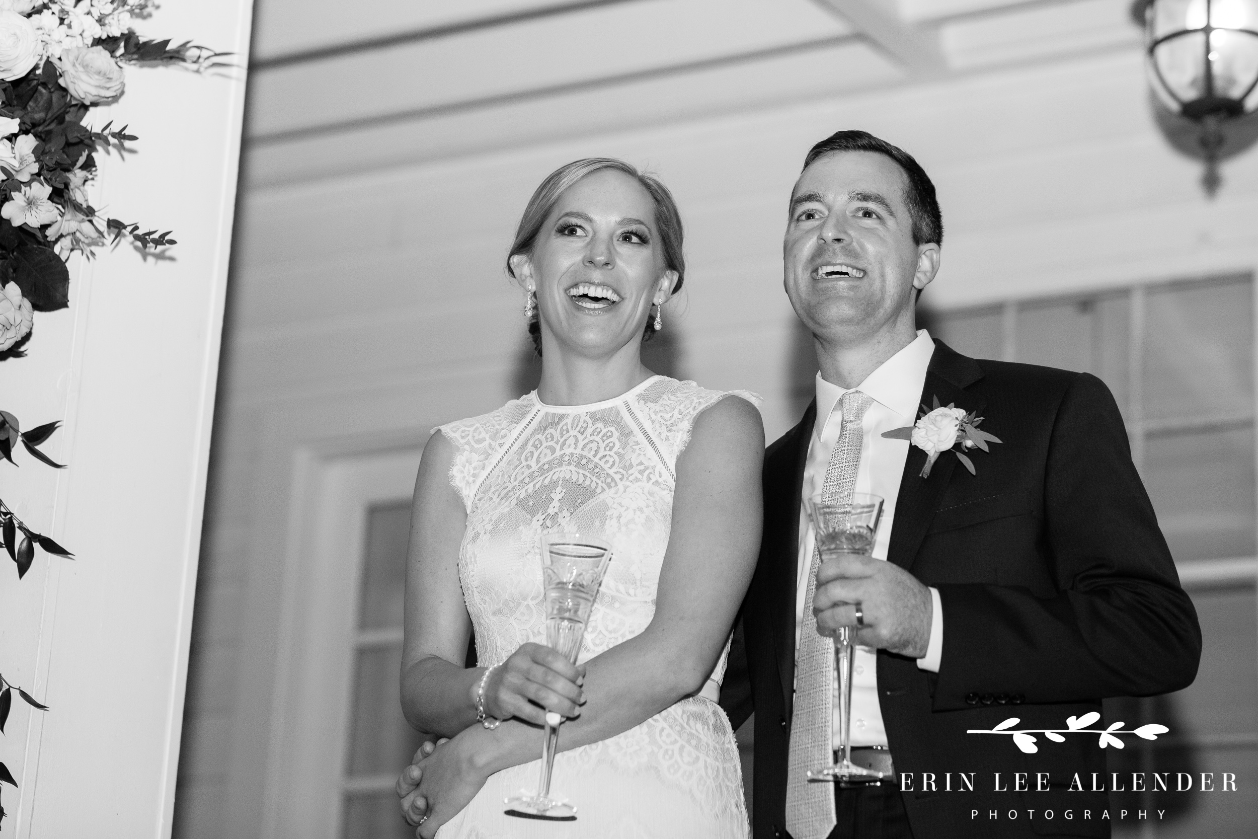 Bride-groom-laugh-at-toasts