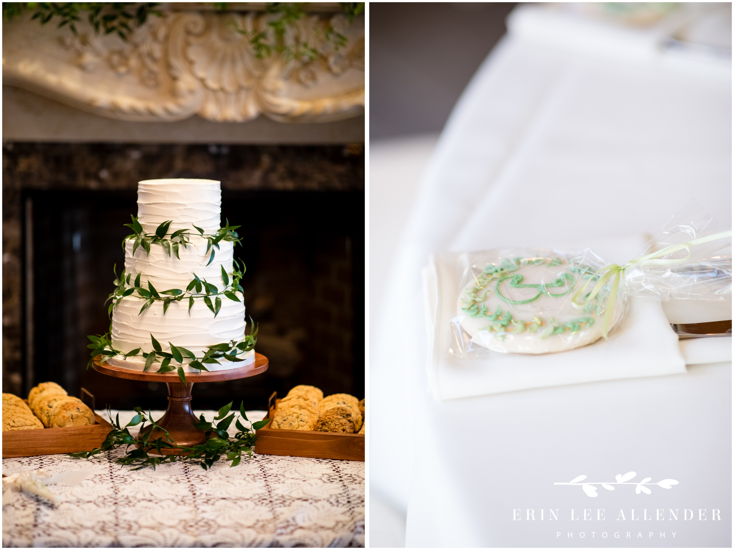 wedding-cake-with-greenery
