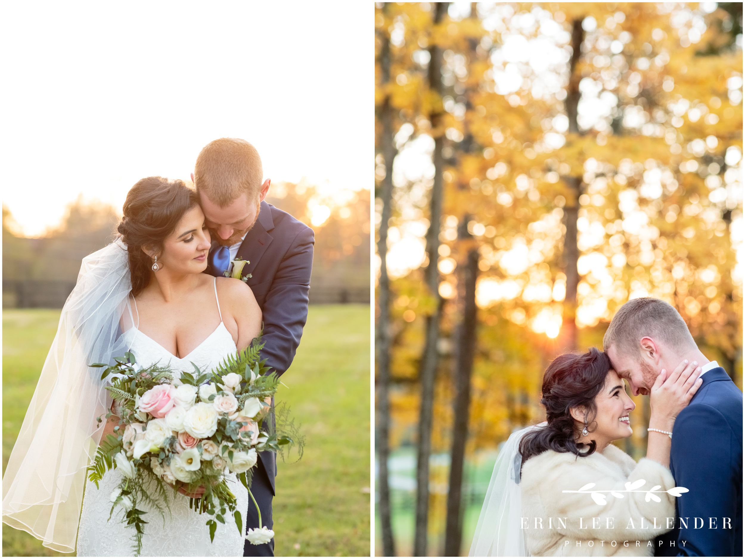 fall-golden-hour-wedding-photograph