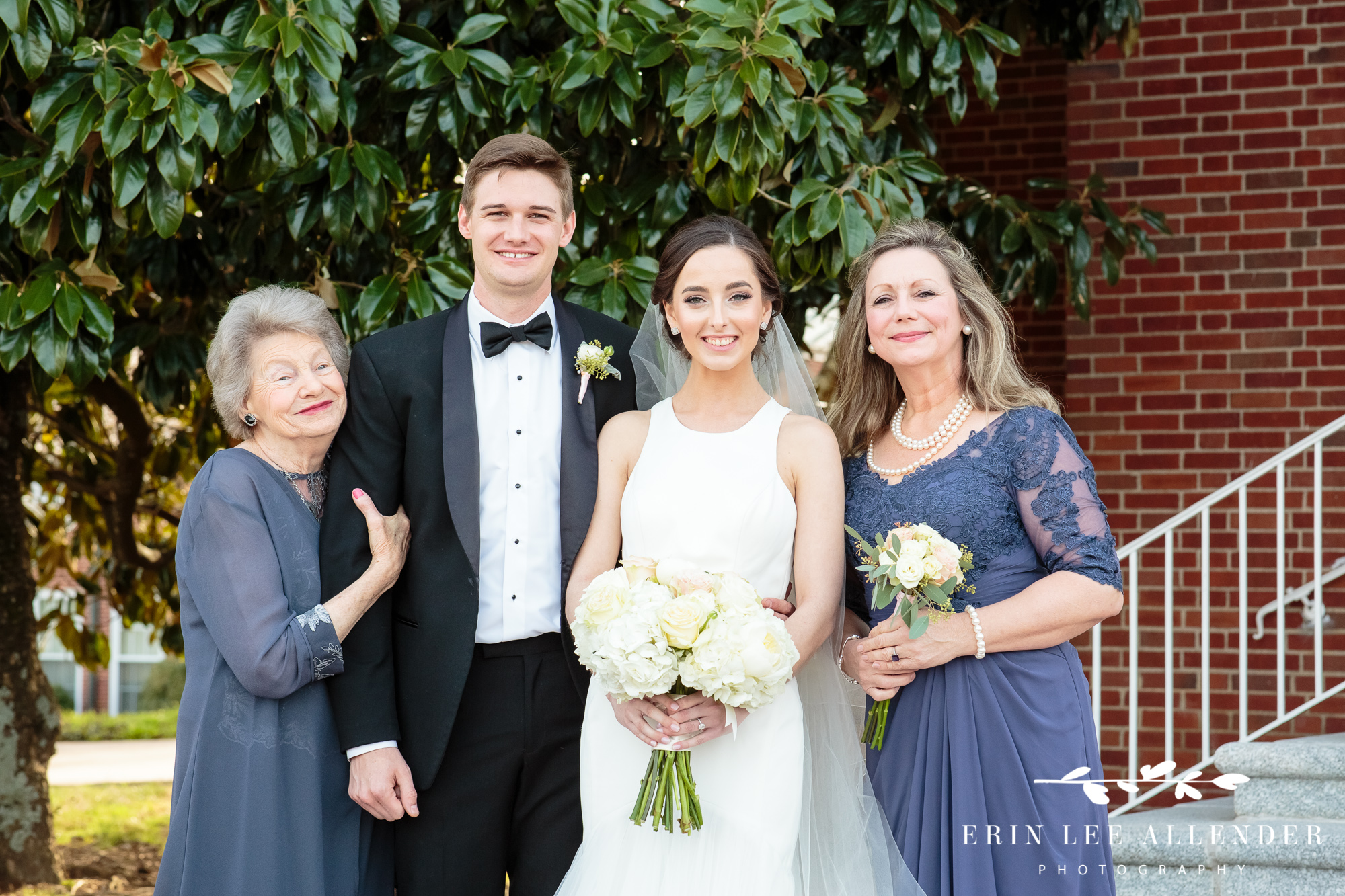Family-Wedding-Photograph