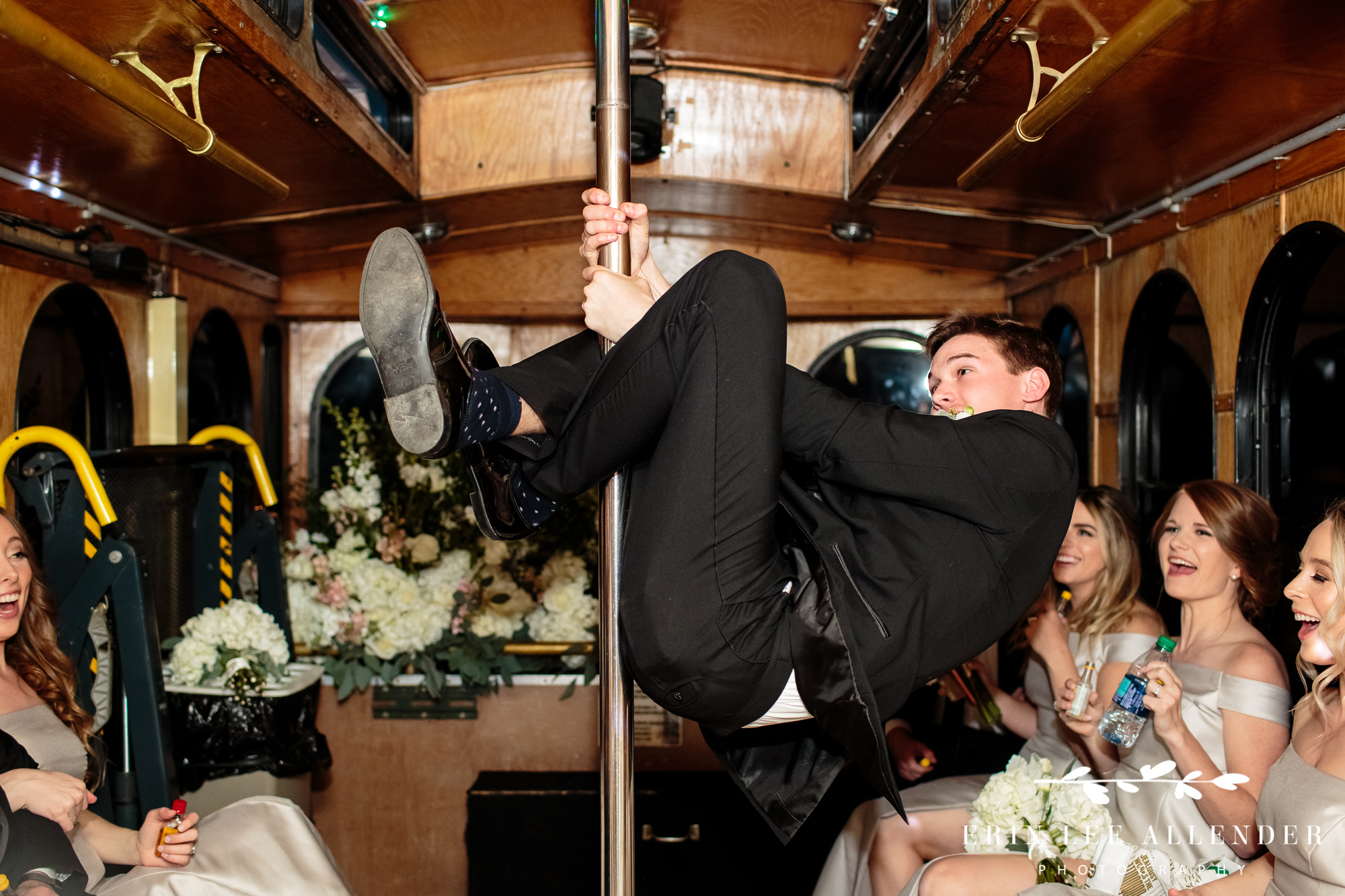 wedding-trolley