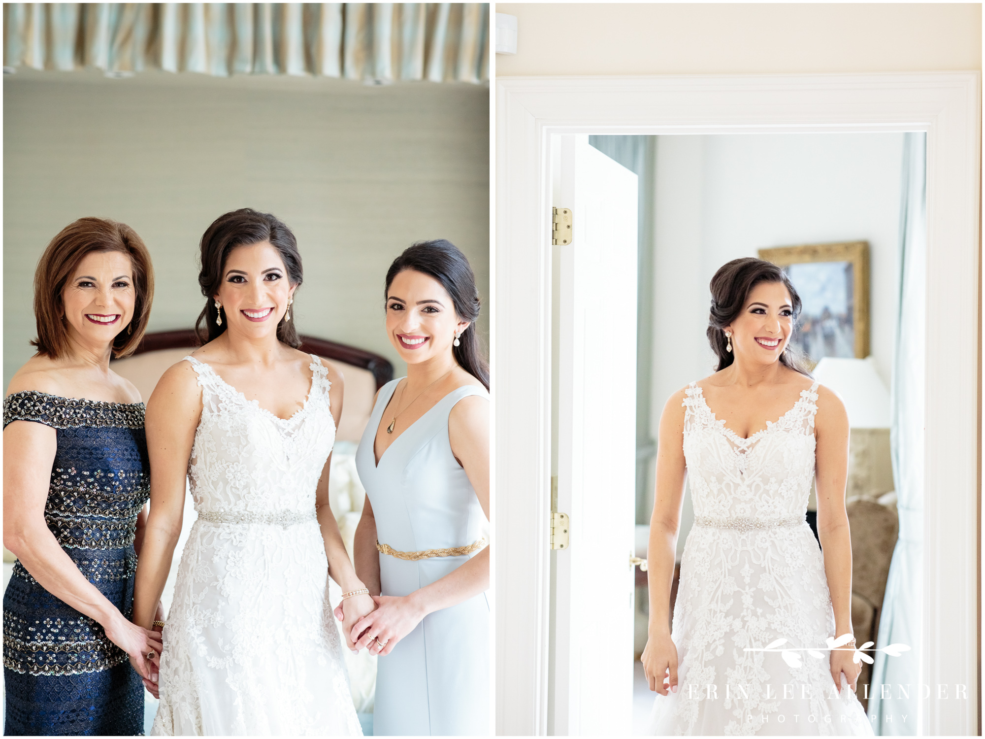 bride-with-mom-sister