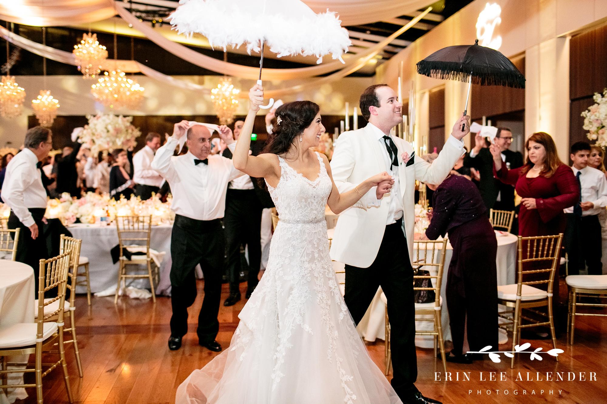 second-line-exit-wedding