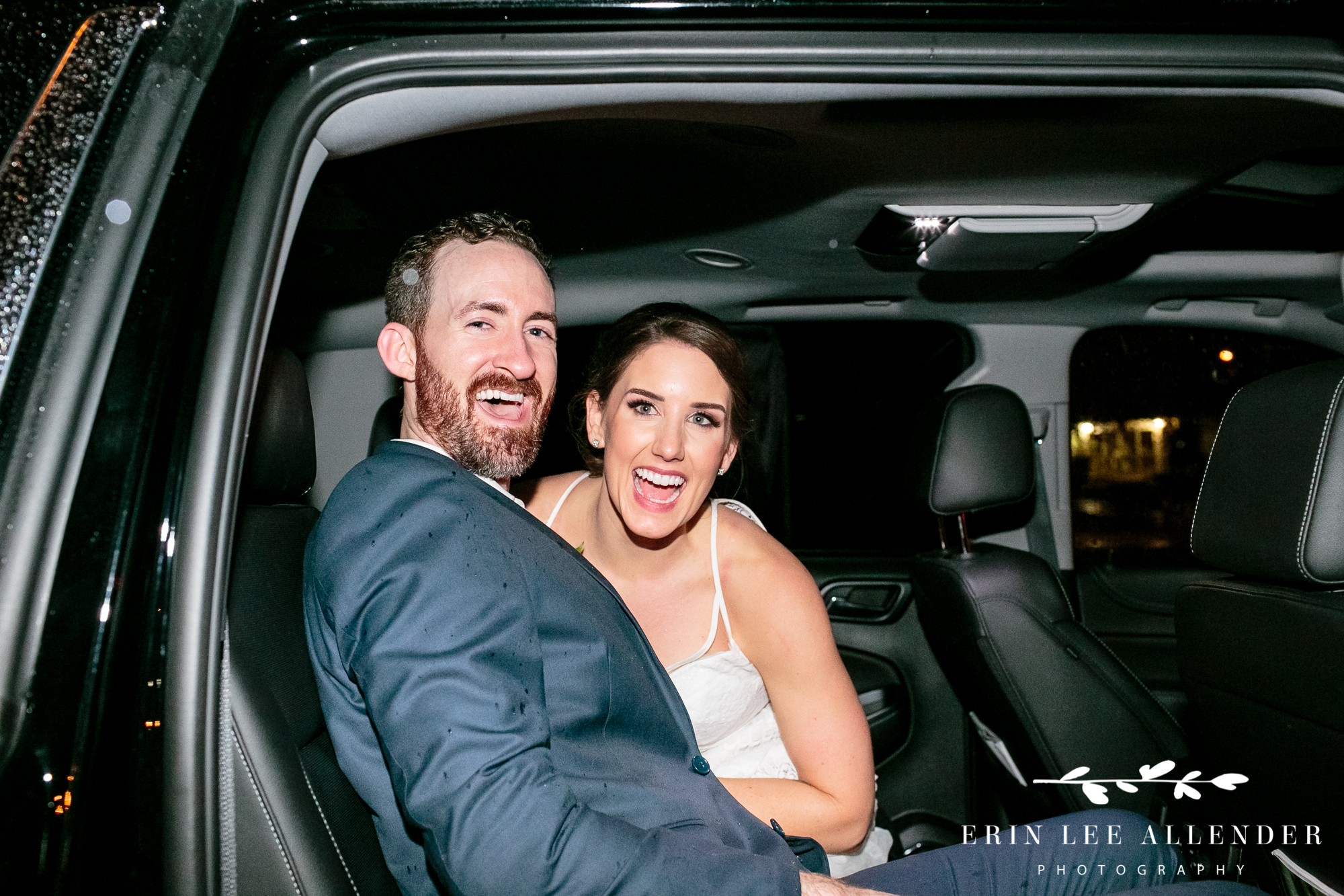 bride-groom-in-car