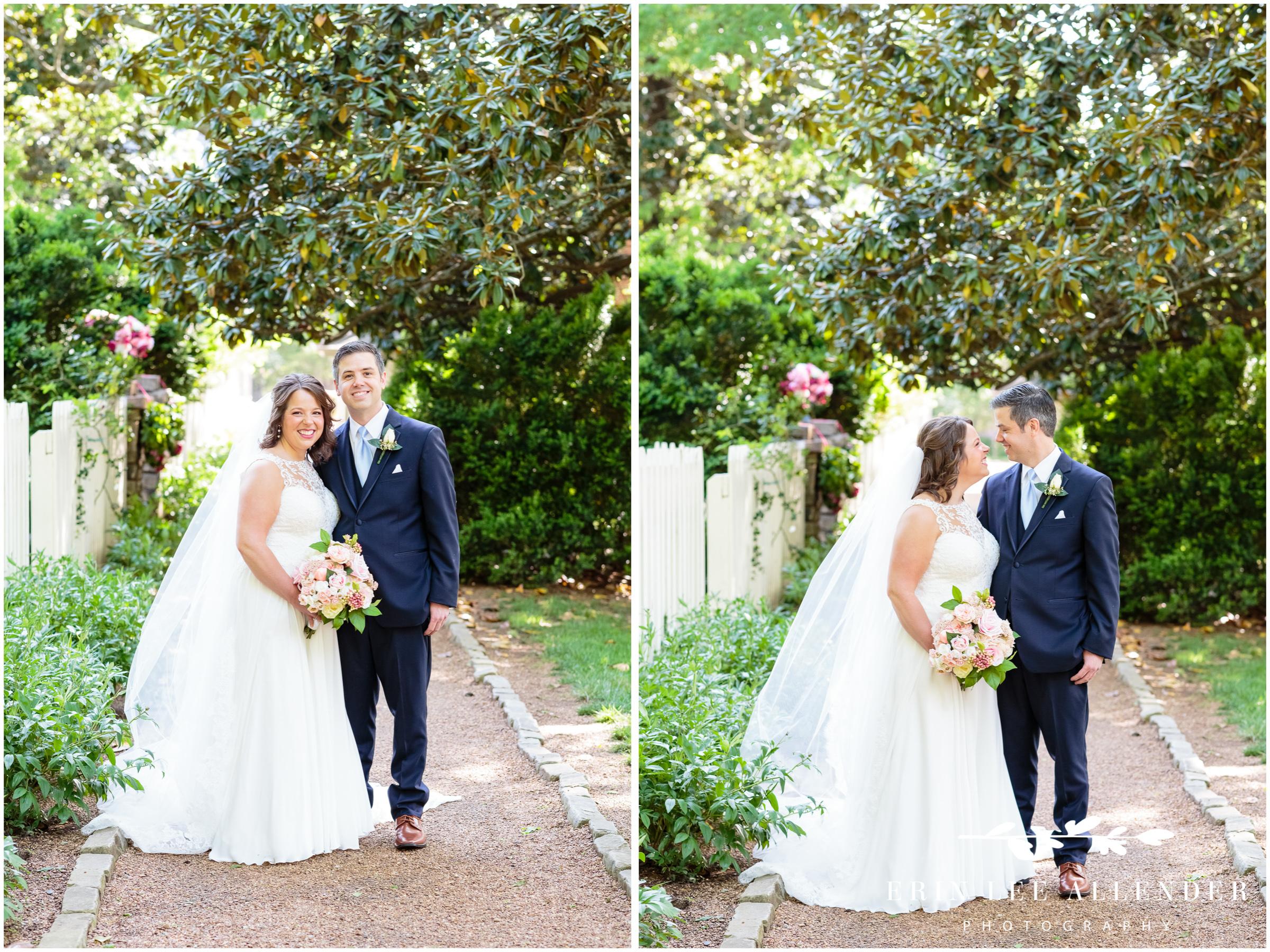 bride-groom-spring-wedding