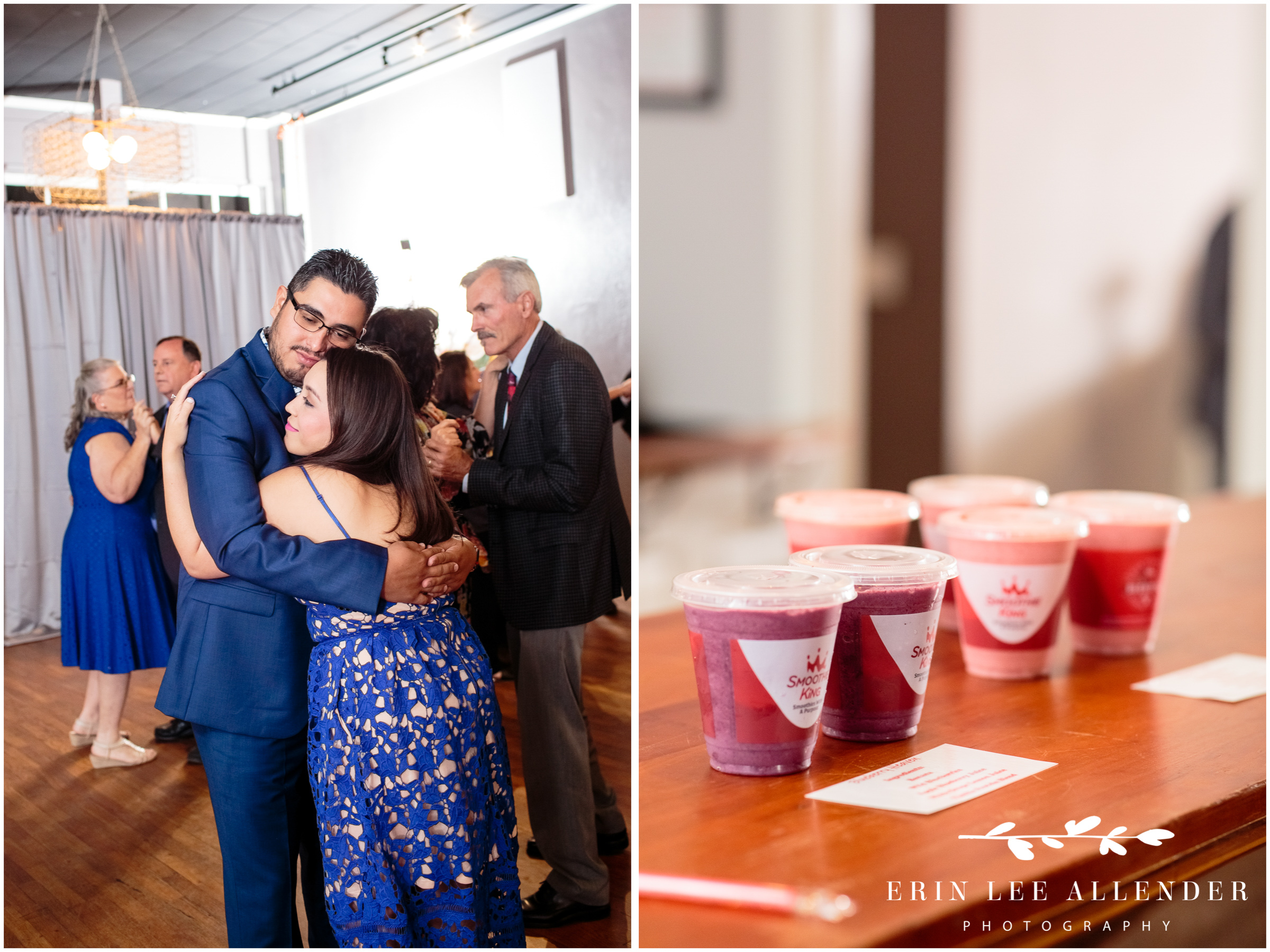 Smoothies-at-wedding