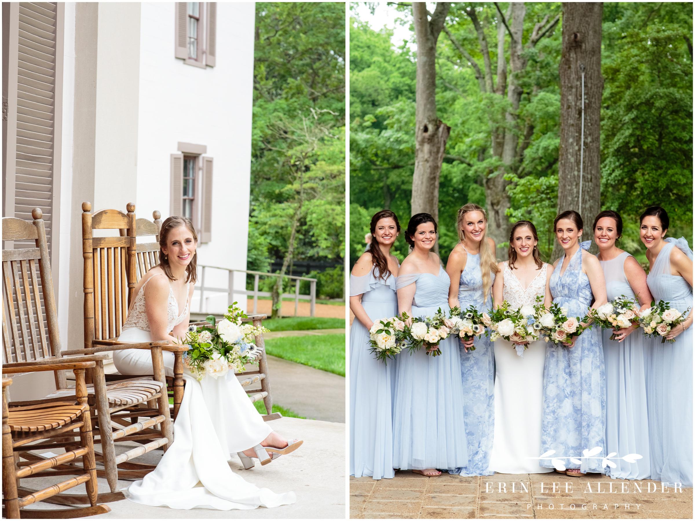 blue-floral-bridesmaids-dress