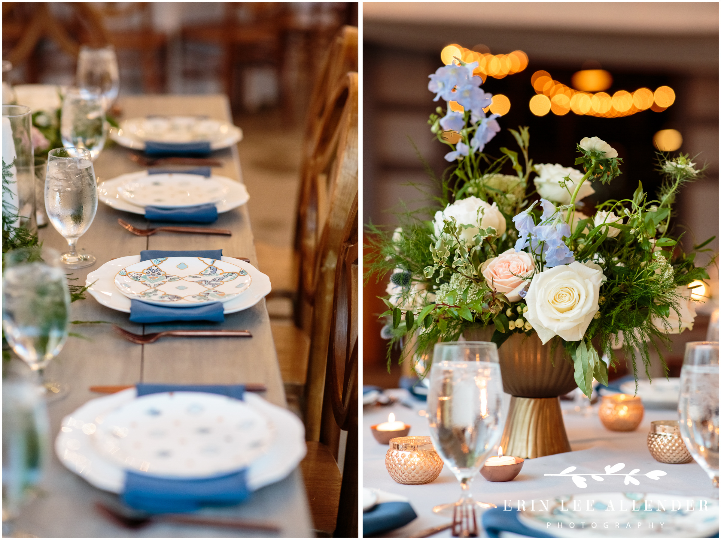 patterned-wedding-plates