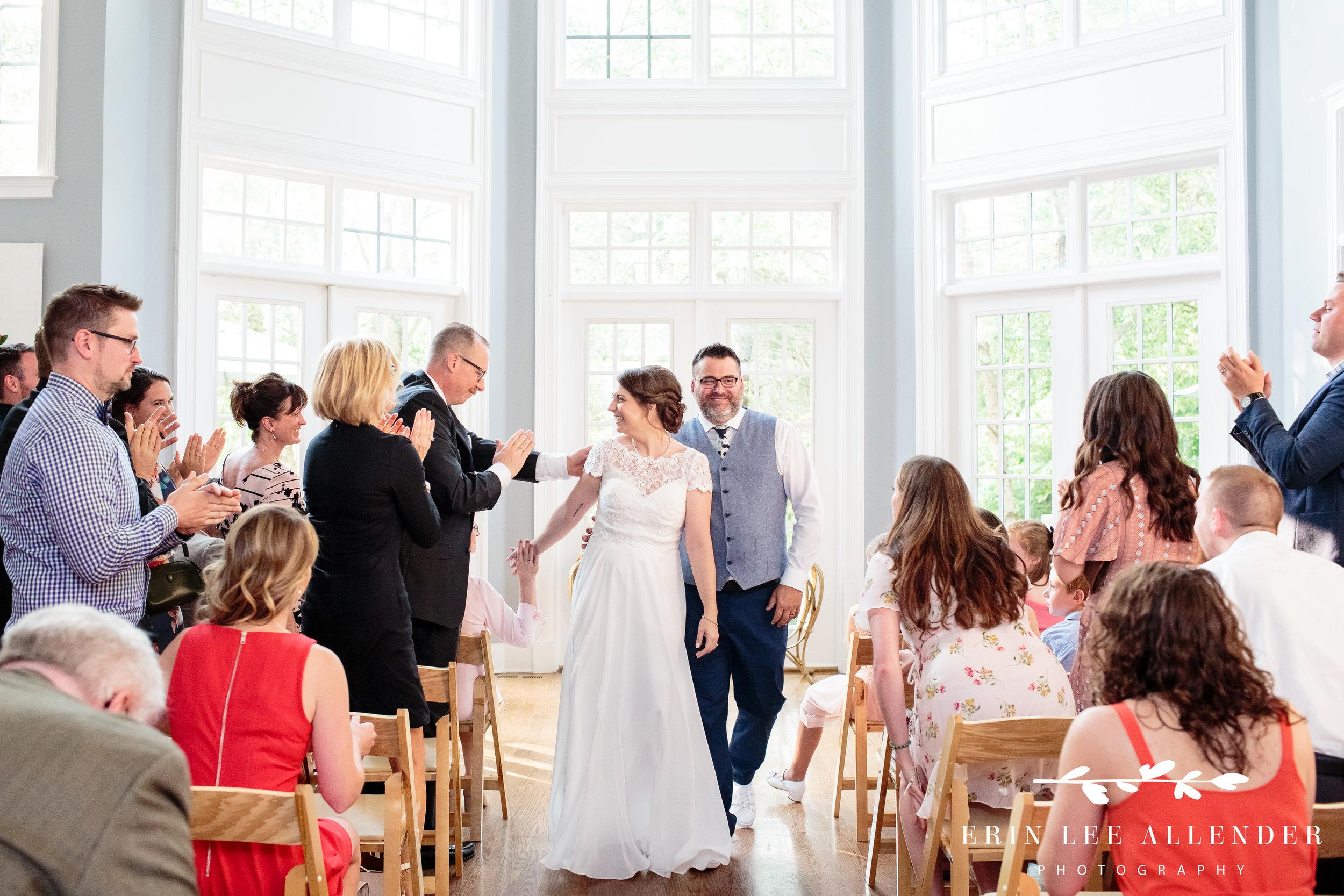 Wedding-recessional