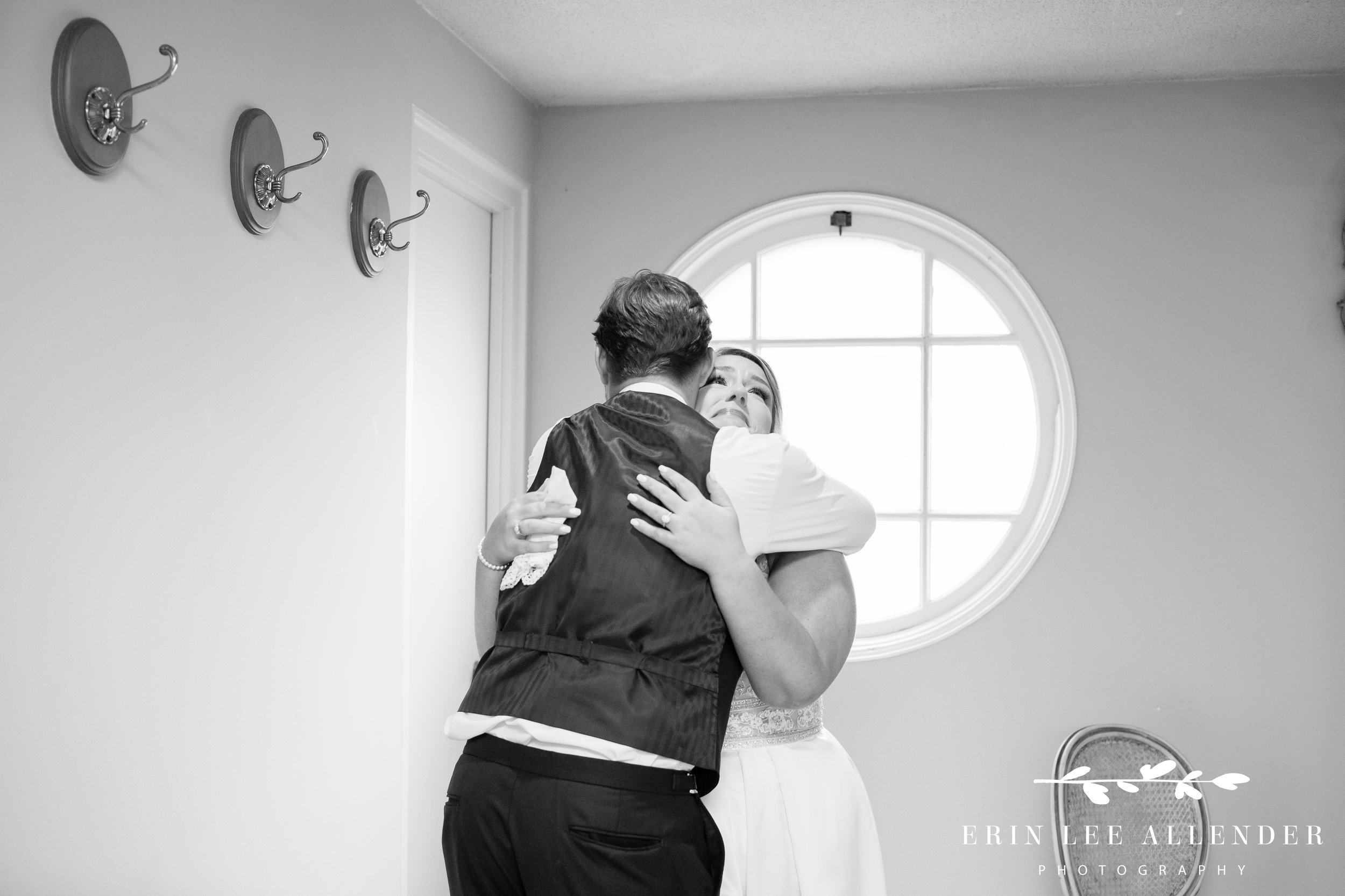 bride-hugging-brother