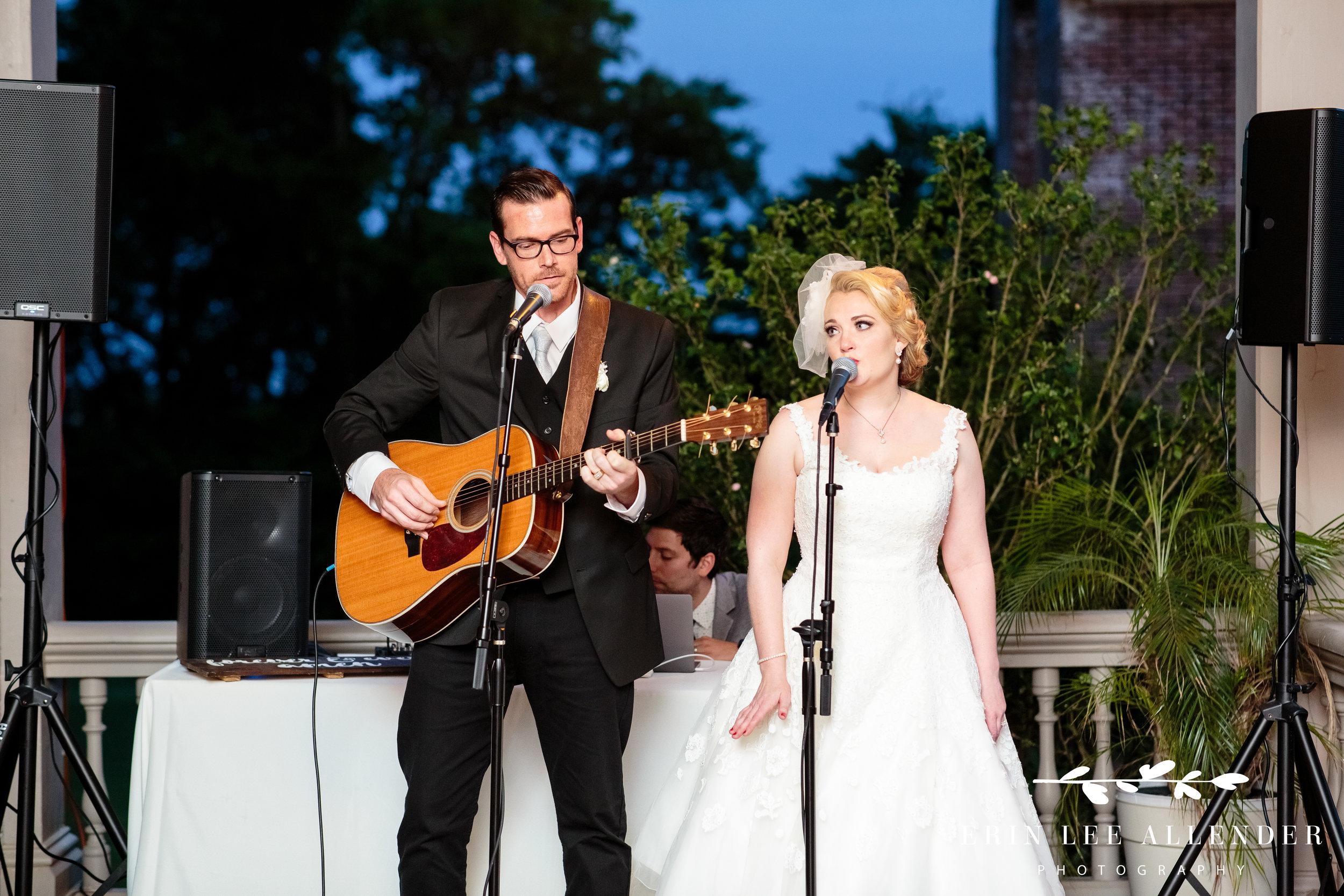Bride-groom-Sing