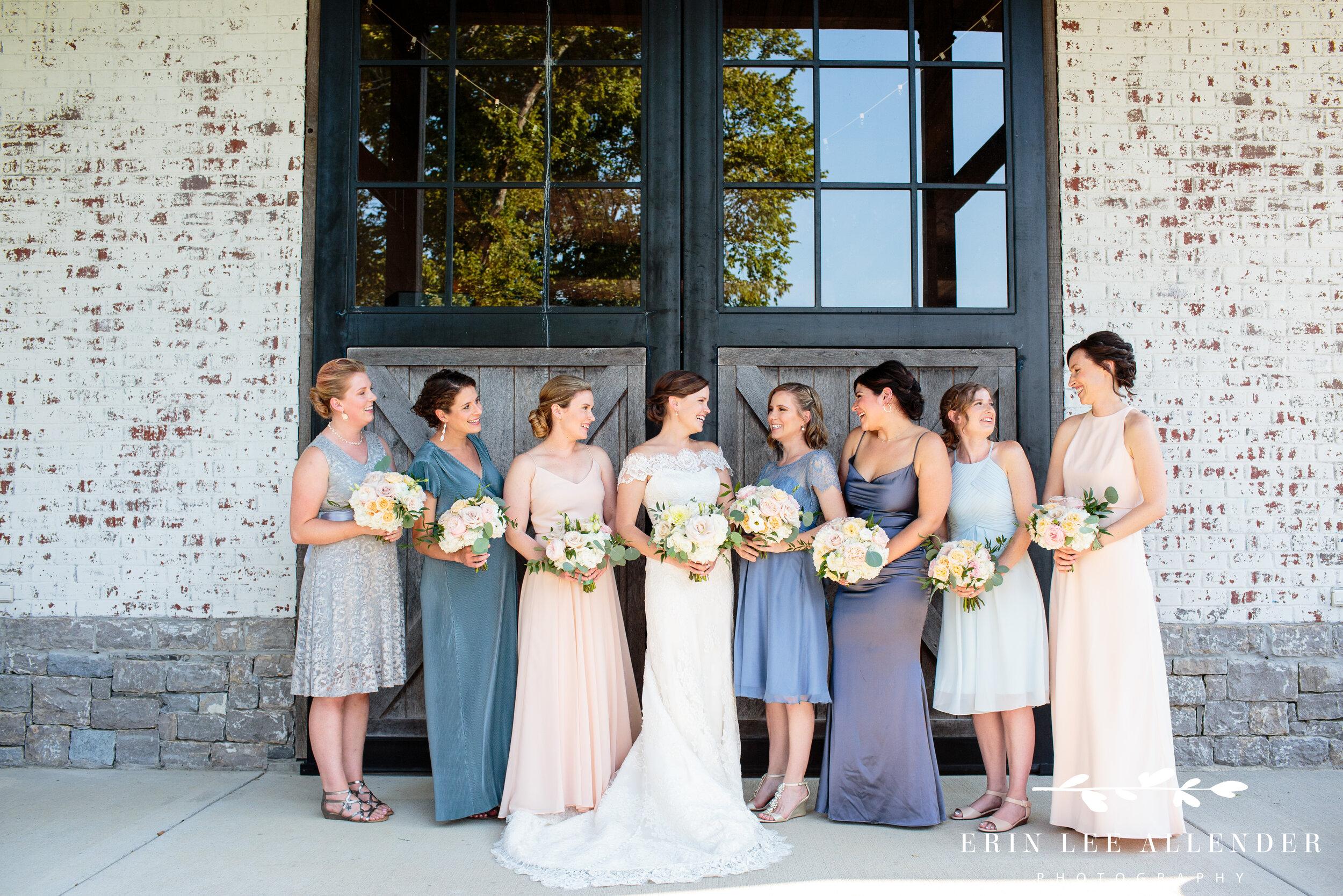 different-Color-bridesmaids-dresses