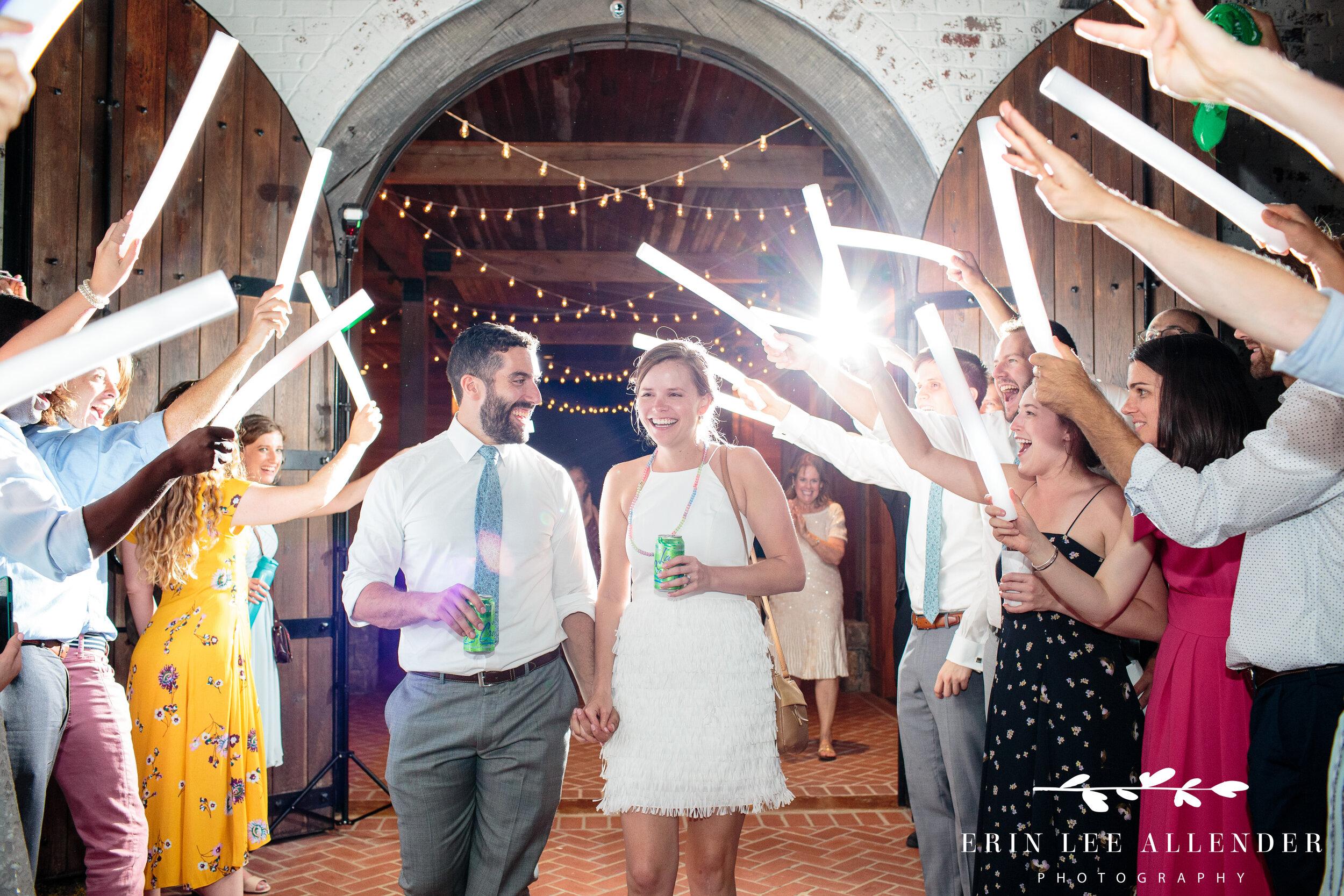 Wedding-Exit