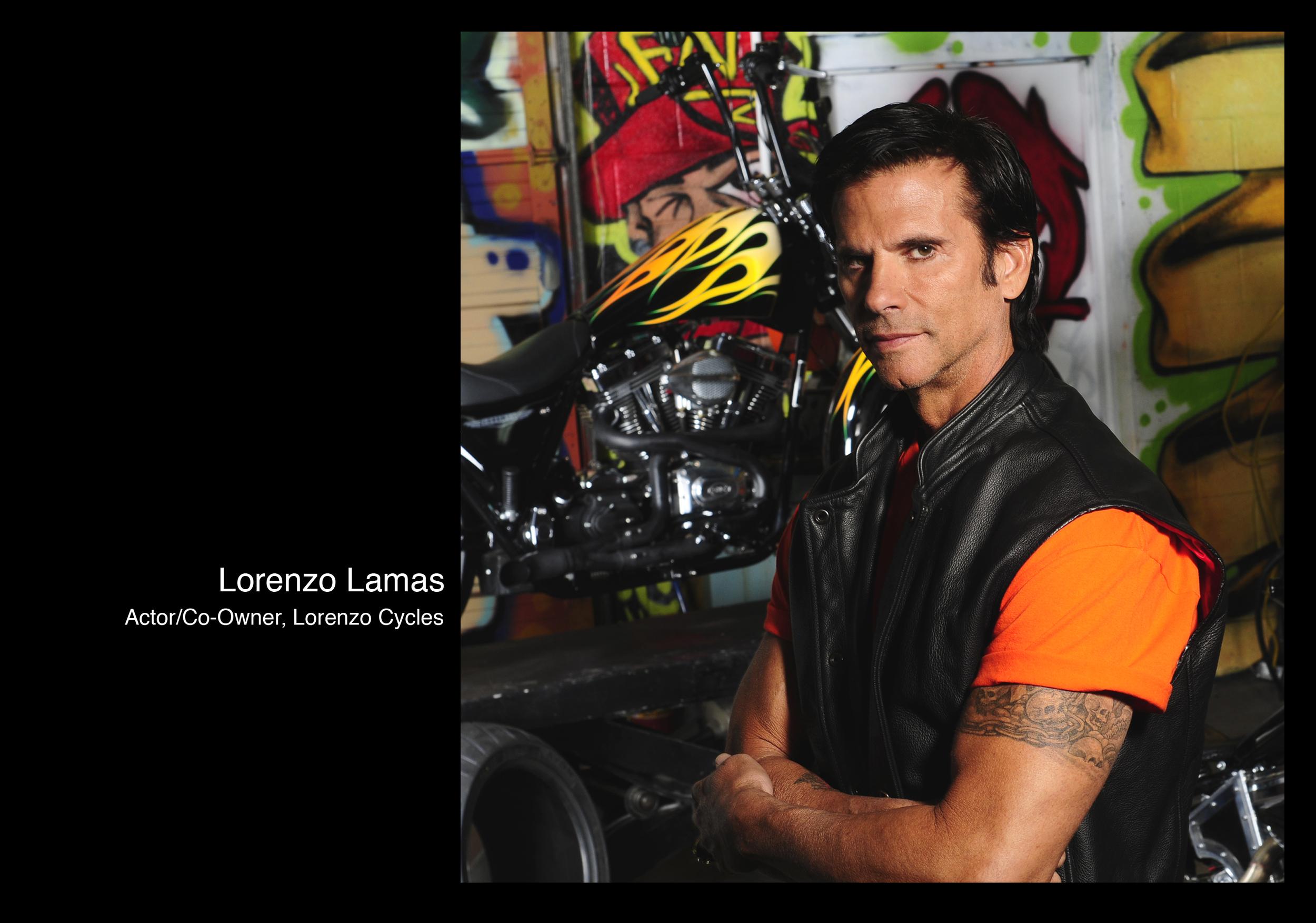 Lorenzo Lamas - Actor