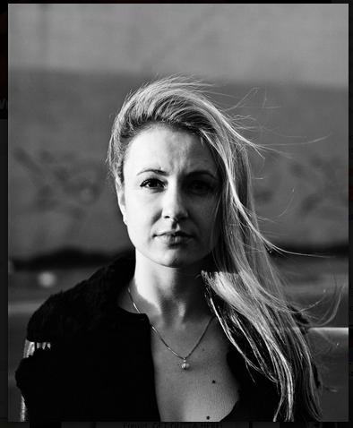 Allison Wucher © Ricky Chapman, 2012