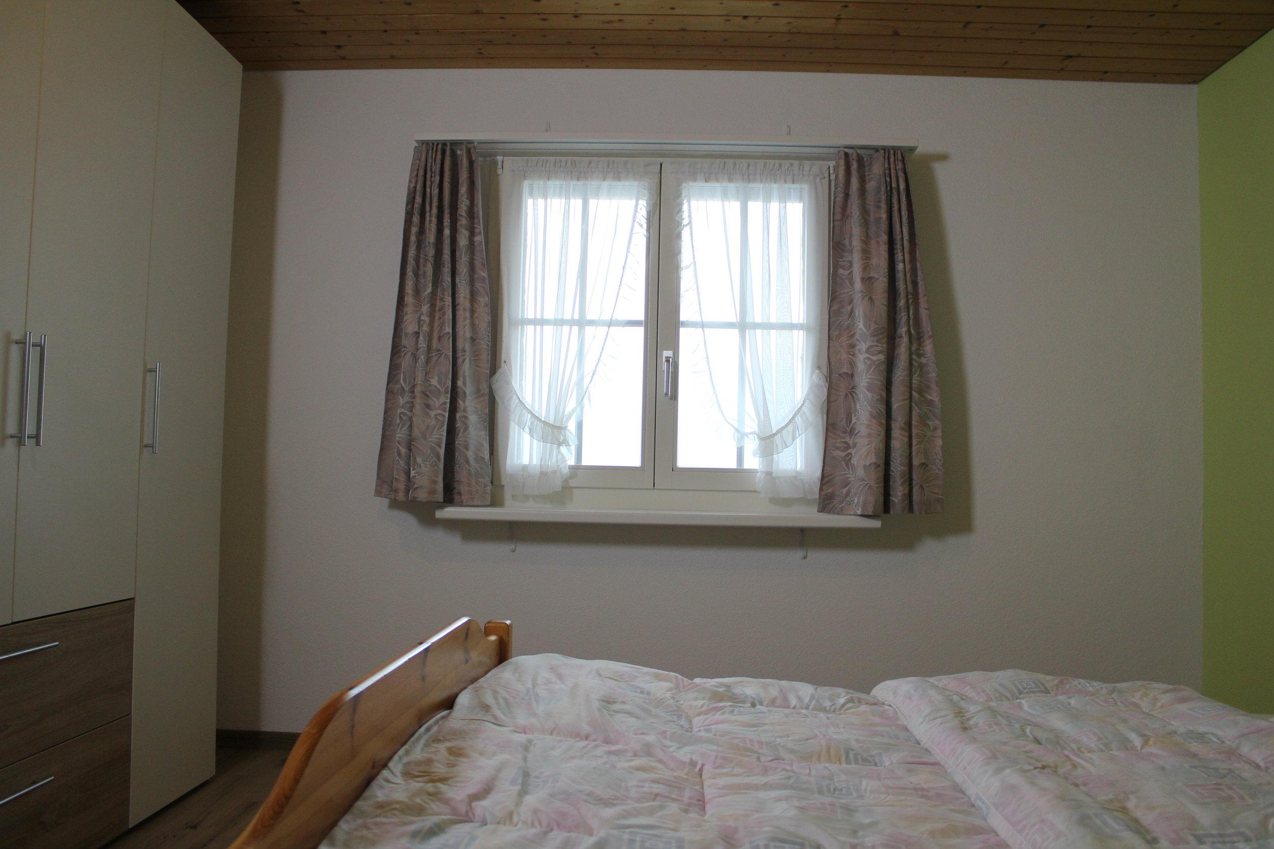 Schlafzimmer 2.5-zimmer-Einliegerwohnung