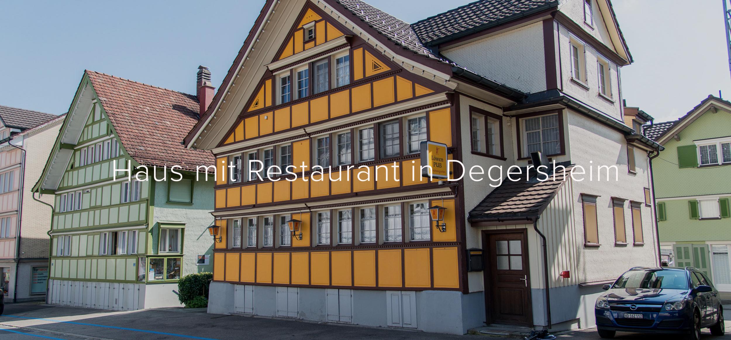 Degersheim SG - CHF 497'000.-