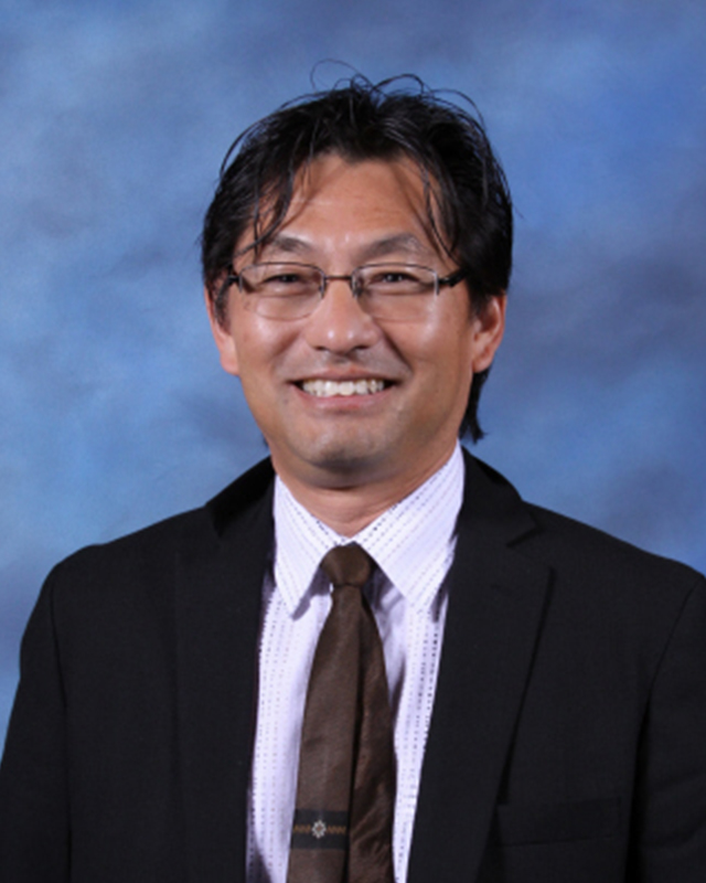 Mr. James Nakakihara  Board Member