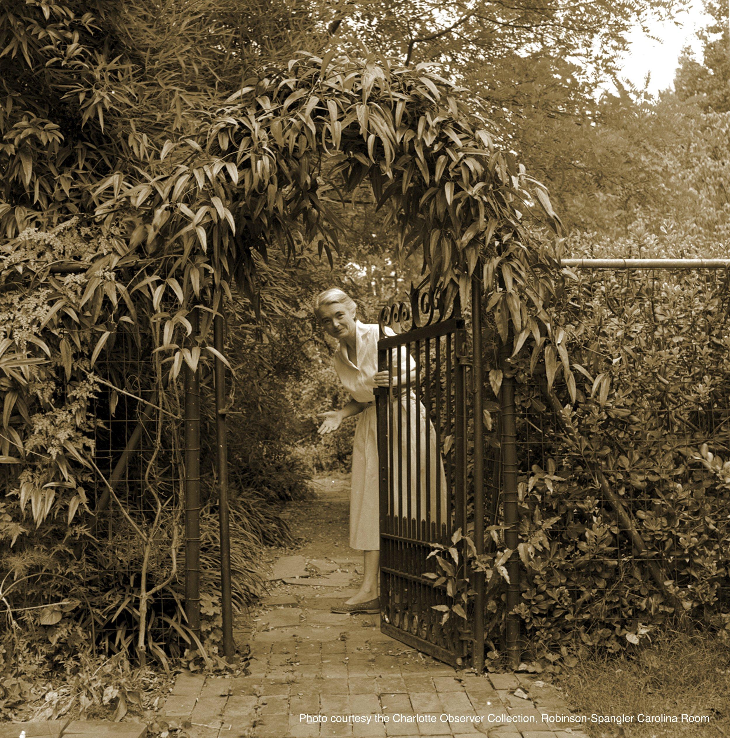 Elizabeth Lawrence House & Garden -