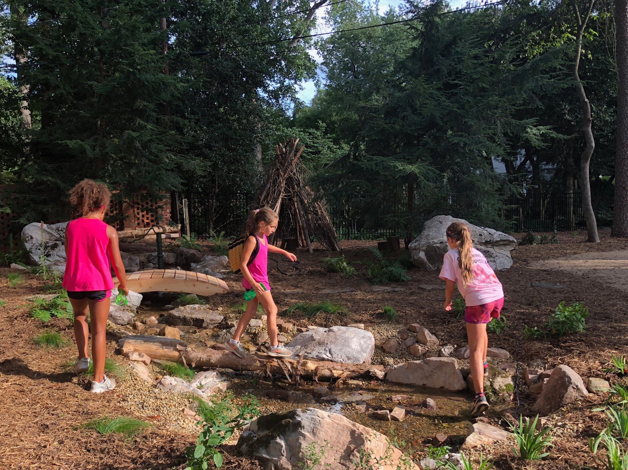 SEED Wildlife Garden & Children's Garden -