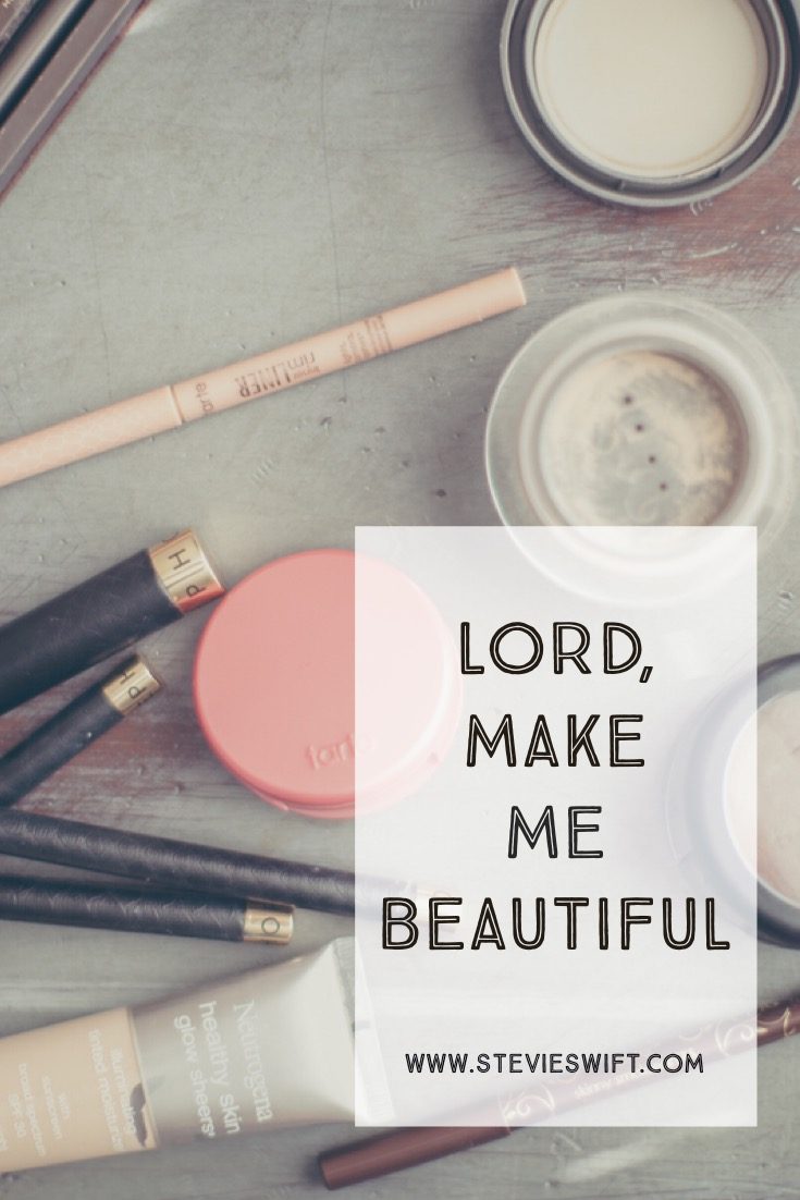 i pray for beauty and for a kingdom understanding of the word