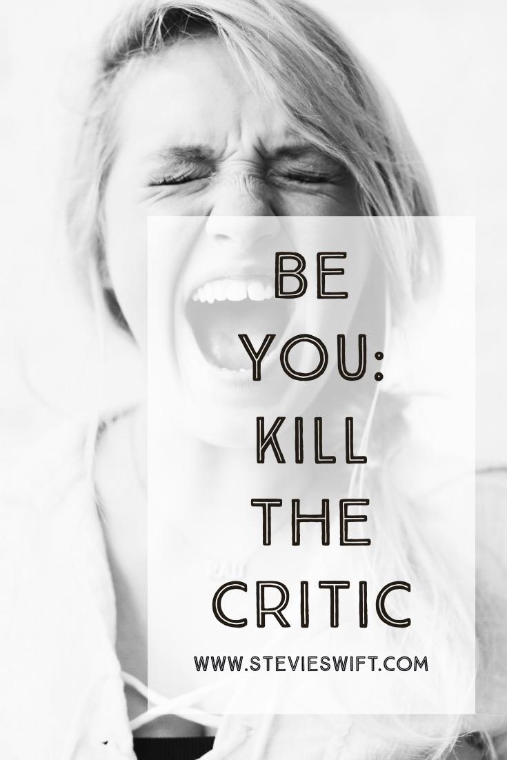 criticism gots to go