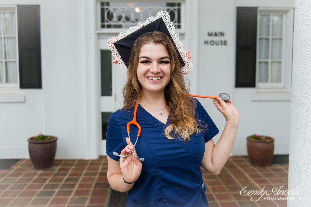 Emily-Annette-Photography-Christy-Nursing-Graduate-Marymount-University-Cap-Gown-Arlington-Virginia-04.jpg