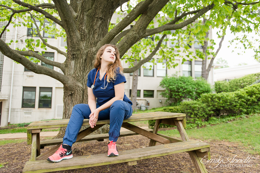 Emily-Annette-Photography-Christy-Nursing-Graduate-Marymount-University-Cap-Gown-Arlington-Virginia-12.jpg