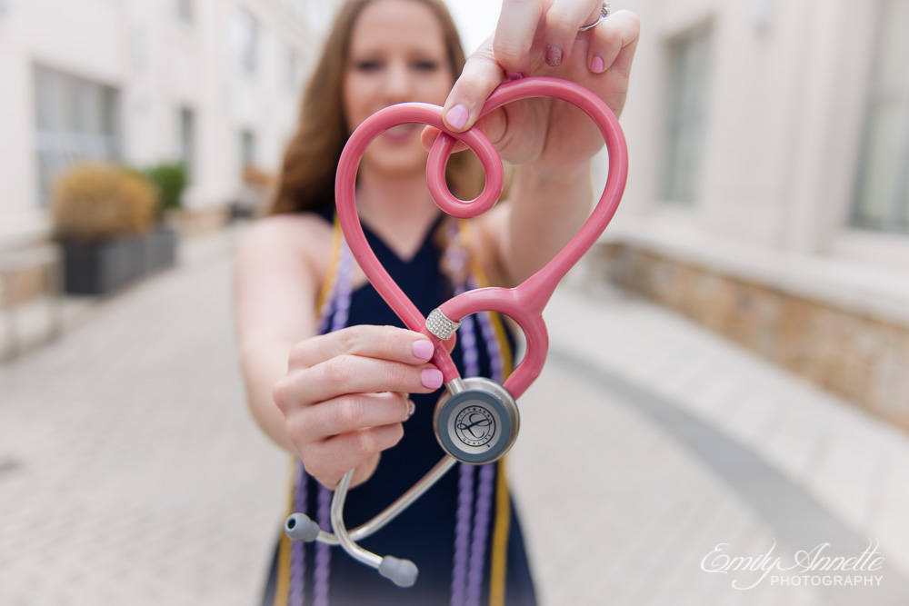 Emily-Annette-Photography-Nursing-Graduate-Marymount-University-Cap-Gown-Arlington-Virginia-11.jpg