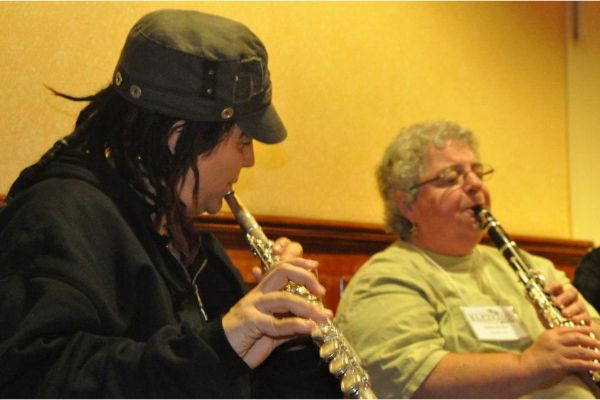Learn to Play Klezmer