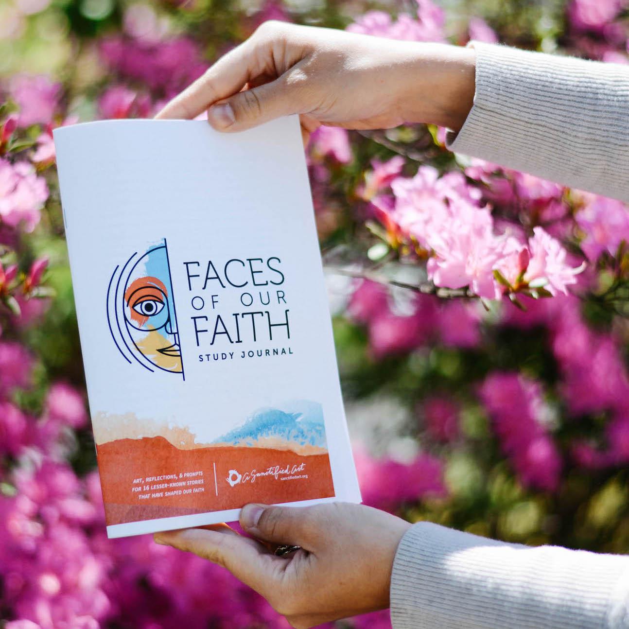 Faces of our Faith Study Journal $18-$95