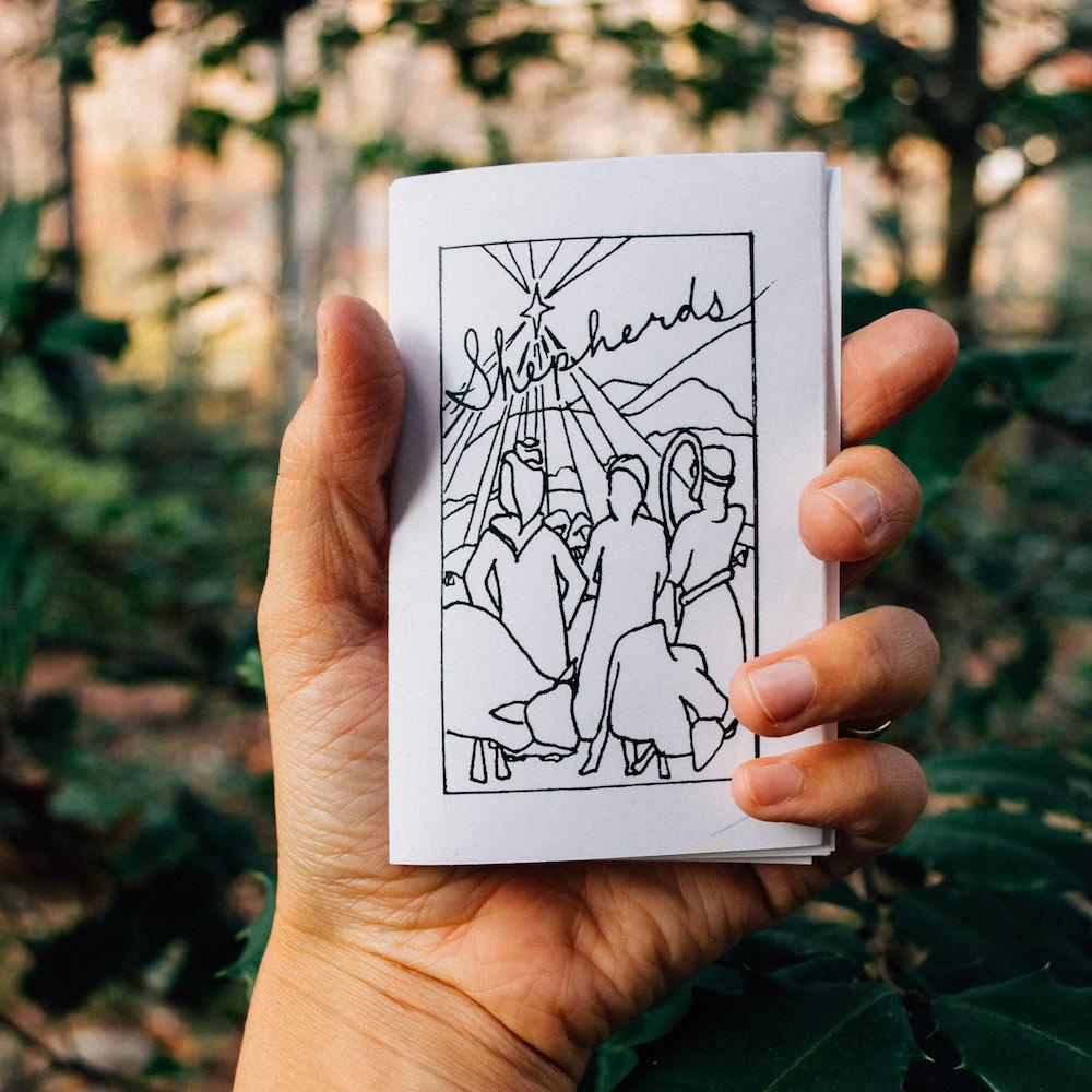 2016 Mini Christmas Bundle w/ Full Order of Worship, Narrative Reflections, & Illustrated Foldable for Kids ($22-$28)