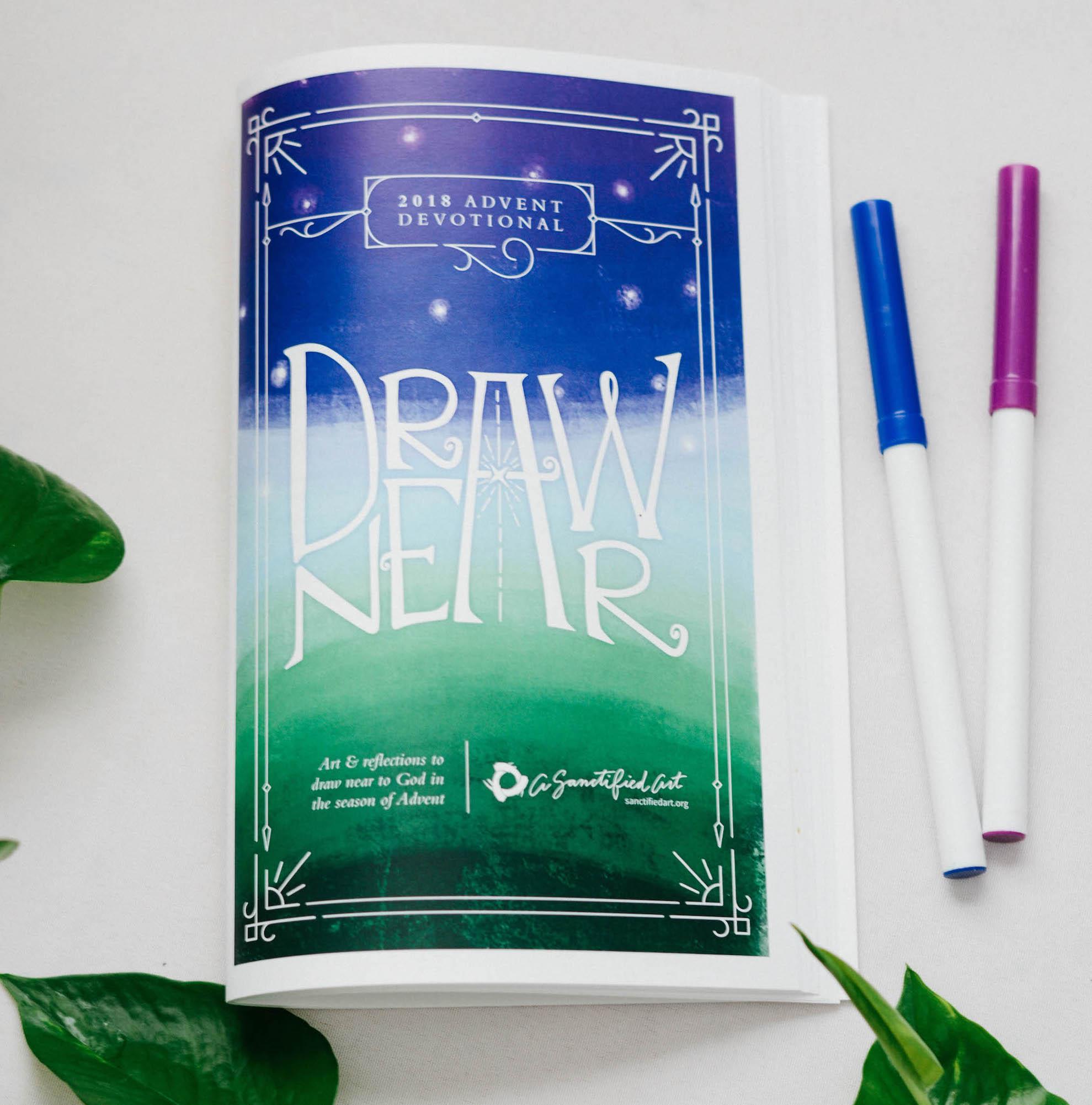 Draw Near Advent Devotional ($18-$85)