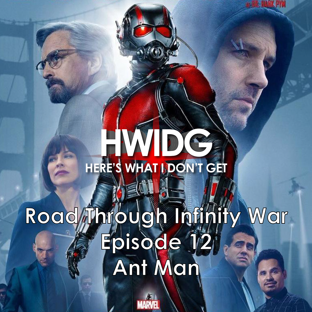 Ant Man Thumb